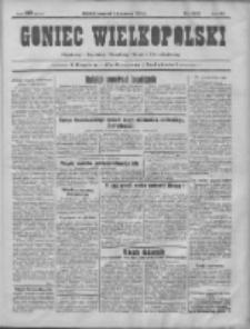 Goniec Wielkopolski: najtańsze pismo codzienne dla wszystkich stanów 1931.06.25 R.55 Nr144