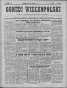 Goniec Wielkopolski: najtańsze pismo codzienne dla wszystkich stanów 1931.06.27 R.55 Nr146