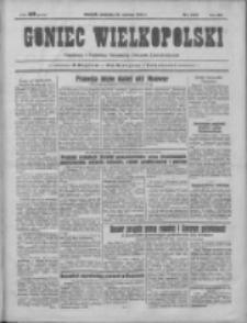 Goniec Wielkopolski: najtańsze pismo codzienne dla wszystkich stanów 1931.06.28 R.55 Nr147