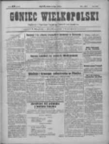 Goniec Wielkopolski: najtańsze pismo codzienne dla wszystkich stanów 1931.07.04 R.55 Nr151