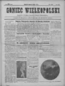 Goniec Wielkopolski: najtańsze pismo codzienne dla wszystkich stanów 1931.07.05 R.55 Nr152