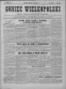 Goniec Wielkopolski: najtańsze pismo codzienne dla wszystkich stanów 1931.07.09 R.55 Nr155