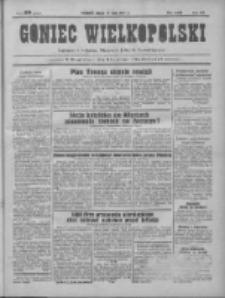 Goniec Wielkopolski: najtańsze pismo codzienne dla wszystkich stanów 1931.07.10 R.55 Nr156