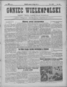 Goniec Wielkopolski: najtańsze pismo codzienne dla wszystkich stanów 1931.07.14 R.55 Nr159