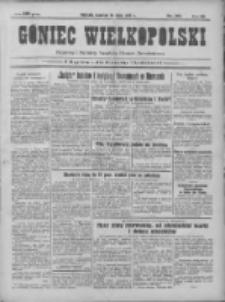 Goniec Wielkopolski: najtańsze pismo codzienne dla wszystkich stanów 1931.07.16 R.55 Nr161