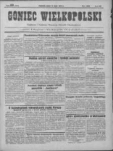 Goniec Wielkopolski: najtańsze pismo codzienne dla wszystkich stanów 1931.07.17 R.55 Nr162
