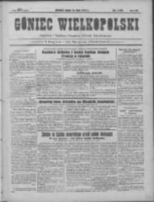 Goniec Wielkopolski: najtańsze pismo codzienne dla wszystkich stanów 1931.07.18 R.55 Nr163