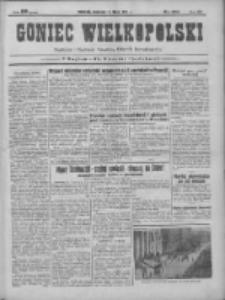 Goniec Wielkopolski: najtańsze pismo codzienne dla wszystkich stanów 1931.07.19 R.55 Nr164