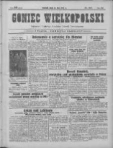 Goniec Wielkopolski: najtańsze pismo codzienne dla wszystkich stanów 1931.07.22 R.55 Nr166