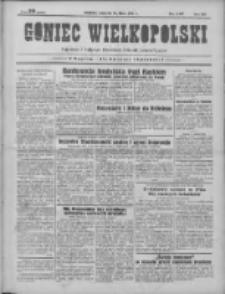 Goniec Wielkopolski: najtańsze pismo codzienne dla wszystkich stanów 1931.07.23 R.55 Nr167+dodatek