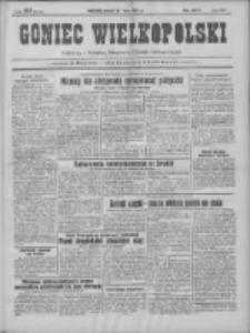 Goniec Wielkopolski: najtańsze pismo codzienne dla wszystkich stanów 1931.07.25 R.55 Nr169