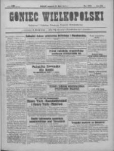 Goniec Wielkopolski: najtańsze pismo codzienne dla wszystkich stanów 1931.07.30 R.55 Nr173