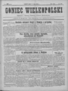 Goniec Wielkopolski: najtańsze pismo codzienne dla wszystkich stanów 1931.07.31 R.55 Nr174