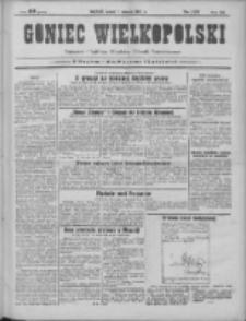 Goniec Wielkopolski: najtańsze pismo codzienne dla wszystkich stanów 1931.08.01 R.55 Nr175