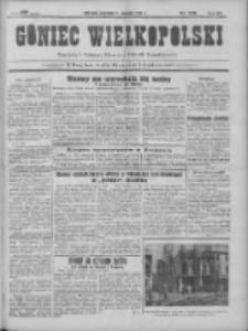 Goniec Wielkopolski: najtańsze pismo codzienne dla wszystkich stanów 1931.08.02 R.55 Nr176
