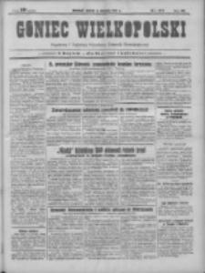 Goniec Wielkopolski: najtańsze pismo codzienne dla wszystkich stanów 1931.08.04 R.55 Nr177