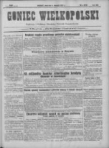 Goniec Wielkopolski: najtańsze pismo codzienne dla wszystkich stanów 1931.08.09 R.55 Nr182