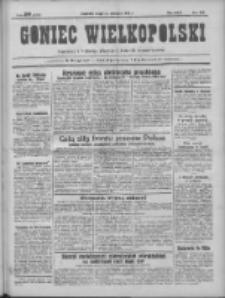 Goniec Wielkopolski: najtańsze pismo codzienne dla wszystkich stanów 1931.08.12 R.55 Nr184