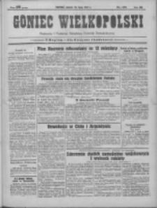 Goniec Wielkopolski: najtańsze pismo codzienne dla wszystkich stanów 1931.07.28 R.55 Nr171