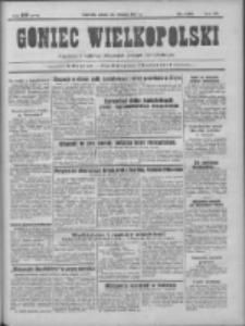 Goniec Wielkopolski: najtańsze pismo codzienne dla wszystkich stanów 1931.08.22 R.55 Nr192