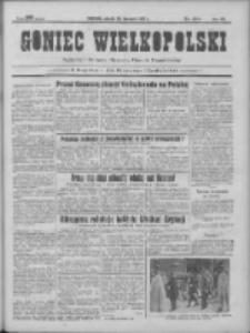 Goniec Wielkopolski: najtańsze pismo codzienne dla wszystkich stanów 1931.08.25 R.55 Nr194