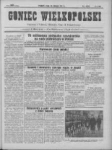 Goniec Wielkopolski: najtańsze pismo codzienne dla wszystkich stanów 1931.08.26 R.55 Nr195