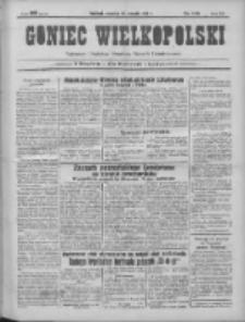 Goniec Wielkopolski: najtańsze pismo codzienne dla wszystkich stanów 1931.08.30 R.55 Nr199