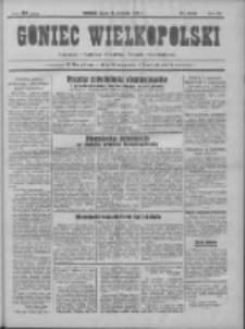 Goniec Wielkopolski: najtańsze pismo codzienne dla wszystkich stanów 1931.09.11 R.55 Nr209