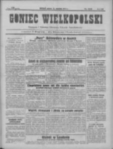 Goniec Wielkopolski: najtańsze pismo codzienne dla wszystkich stanów 1931.09.15 R.55 Nr212