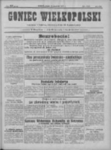 Goniec Wielkopolski: najtańsze pismo codzienne dla wszystkich stanów 1931.09.18 R.55 Nr215