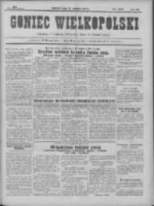 Goniec Wielkopolski: najtańsze pismo codzienne dla wszystkich stanów 1931.09.23 R.55 Nr219