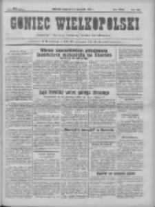 Goniec Wielkopolski: najtańsze pismo codzienne dla wszystkich stanów 1931.09.24 R.55 Nr220