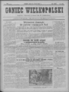Goniec Wielkopolski: najtańsze pismo codzienne dla wszystkich stanów 1931.09.26 R.55 Nr222