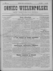 Goniec Wielkopolski: najtańsze pismo codzienne dla wszystkich stanów 1931.10.03 R.55 Nr228