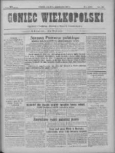 Goniec Wielkopolski: najtańsze pismo codzienne dla wszystkich stanów 1931.10.06 R.55 Nr230