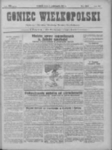 Goniec Wielkopolski: najtańsze pismo codzienne dla wszystkich stanów 1931.10.07 R.55 Nr231