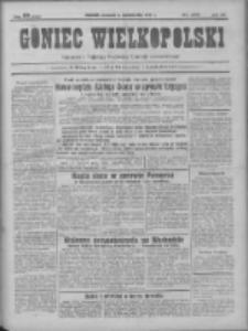 Goniec Wielkopolski: najtańsze pismo codzienne dla wszystkich stanów 1931.10.08 R.55 Nr232