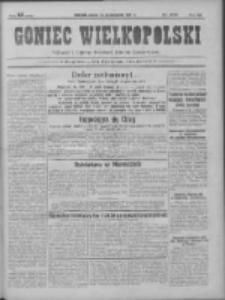 Goniec Wielkopolski: najtańsze pismo codzienne dla wszystkich stanów 1931.10.10 R.55 Nr234