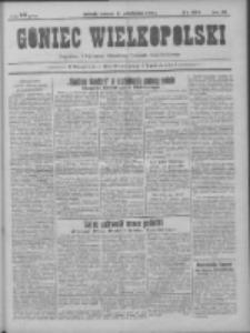 Goniec Wielkopolski: najtańsze pismo codzienne dla wszystkich stanów 1931.10.15 R.55 Nr238