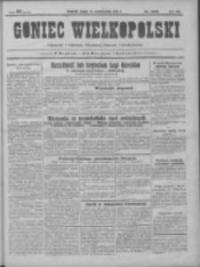 Goniec Wielkopolski: najtańsze pismo codzienne dla wszystkich stanów 1931.10.16 R.55 Nr239