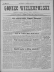 Goniec Wielkopolski: najtańsze pismo codzienne dla wszystkich stanów 1931.10.17 R.55 Nr240