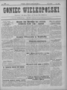 Goniec Wielkopolski: najtańsze pismo codzienne dla wszystkich stanów 1931.10.20 R.55 Nr242