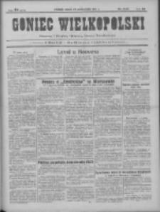 Goniec Wielkopolski: najtańsze pismo codzienne dla wszystkich stanów 1931.10.27 R.55 Nr248