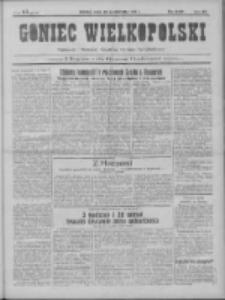 Goniec Wielkopolski: najtańsze pismo codzienne dla wszystkich stanów 1931.10.28 R.55 Nr249