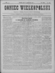 Goniec Wielkopolski: najtańsze pismo codzienne dla wszystkich stanów 1931.10.31 R.55 Nr252