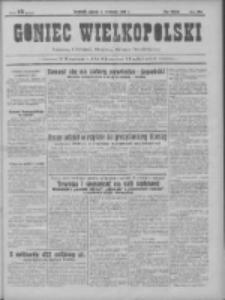 Goniec Wielkopolski: najtańsze pismo codzienne dla wszystkich stanów 1931.11.03 R.55 Nr254