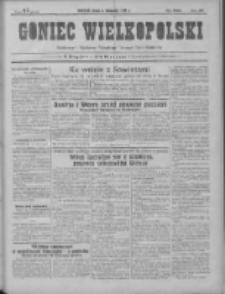Goniec Wielkopolski: najtańsze pismo codzienne dla wszystkich stanów 1931.11.04 R.55 Nr255