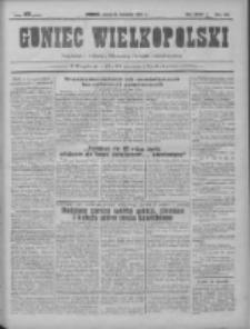 Goniec Wielkopolski: najtańsze pismo codzienne dla wszystkich stanów 1931.11.06 R.55 Nr257