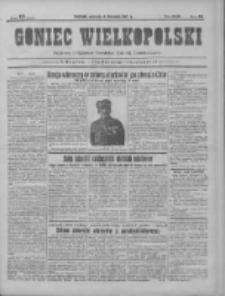 Goniec Wielkopolski: najtańsze pismo codzienne dla wszystkich stanów 1931.11.08 R.55 Nr259
