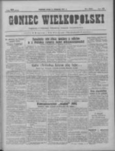 Goniec Wielkopolski: najtańsze pismo codzienne dla wszystkich stanów 1931.11.11 R.55 Nr261